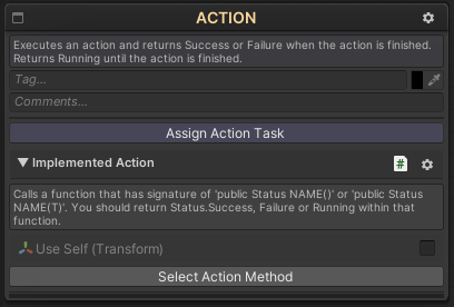 ImplementedAction